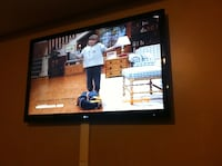 55 inches LED LG FLAT SCREEN TV North Providence, 02904