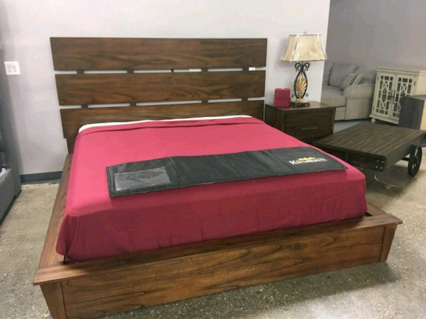 King Queen bed frame