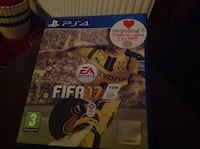 Fifa 17 ps4 game case Burnley, BB12 0NP