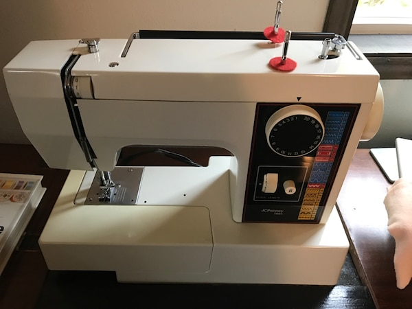 Used JCPenney Sewing Machine For Sale In Everett Letgo Cool Jcpenney Sewing Machine
