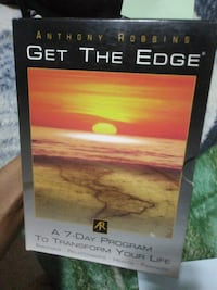 Get the Edge by Anthony Robbins book