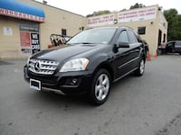 2011 Mercedes-Benz M-Class 4MATIC 4dr ML 350 BlueTEC Falls church