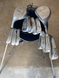 Golf clubs & accesories (lefty) Houston, 77003
