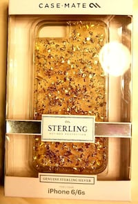 Sterling Silver Phone Cover