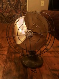 Small GE vintage fan Midwest City, 73110