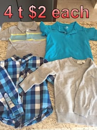 toddler's assorted clothes Shelby Township, 48317