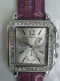 EMBASSY LADIES WATCH.* never worn Calgary, T2T 5C2