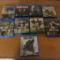 $95 for all 9 games