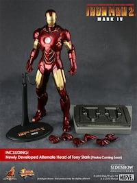 Hot Toys Marvel Ironman IV  Fontana, 92335