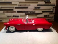 Revell 1955 Red Ford Thunderbird Convertible 1:18 Caledon, L7E 1X7