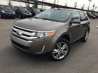 2013 Ford Edge Limited Calgary