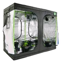 GroXcess 5×10×7 grow tent Canton, 48187