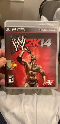 WWE 2K14 Washington, 20016