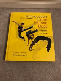 Anatomy Textbook (Introduction to the Human Body)