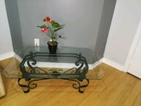 Glass coffe table Vaughan, L6A 3V7