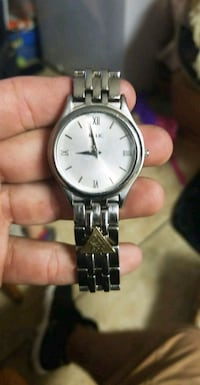 Mens relic watch needs battery like new Florence, 35633