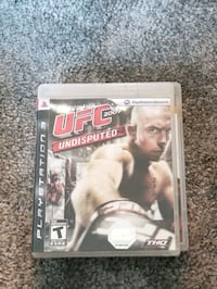 UFC Undisputed for PS3 Brampton, L6P 4K9