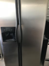 Stainless Steel Frigidaire Set