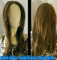 women's brown hair wig Las Vegas, 89169