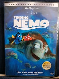 Disney - Finding Nemo 2-disc Collector's Edition d Vancouver