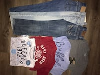 Boys assorted clothes 10/12 Lubbock, 79407