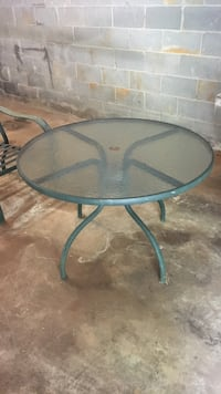 Patio set (Table+3Chairs)