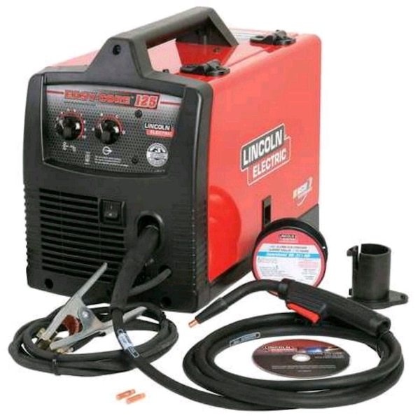 electric welder Lincoln k2696