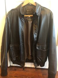Leather bomber jacket Carrollton, 75007