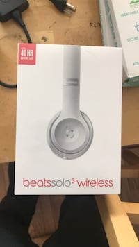 beatssolo 3 wireless headphones Washington, 20017
