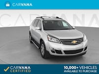 2015 Chevrolet Traverse LT Sport Utility 4D Fort Pierce