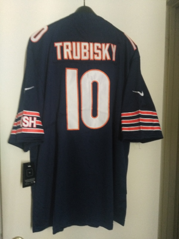 a52c1dd4bb2 Used Chicago Bears Mitchell Trubisky Jersey for sale in Chandler - letgo