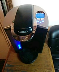 Keurig coffee maker, barely used, works great,$100 Edmonton, T5W 2Y3