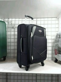 black and gray luggage bag Commerce, 90040