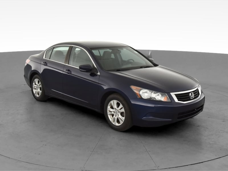 2009 Honda Accord sedan LX-P Sedan 4D Blue  27535034-fd43-4326-8a57-4389c421c7b4