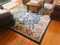 Like new Living room area rug Silver Spring, 20910