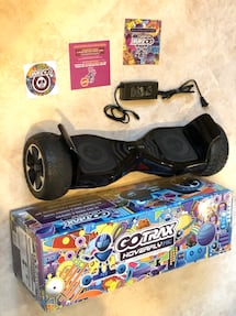Hoverboard - GOTRAX Hoverfly XL Off Road Hoverboard