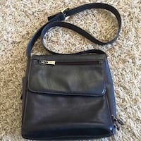 Brown leather purse Struthers, 44471