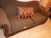 Gentle used couch