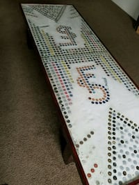 Coffee table/beer pong table Merced, 95348