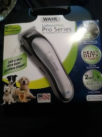 gray and black Wahl hair clipper box Modesto, 95350
