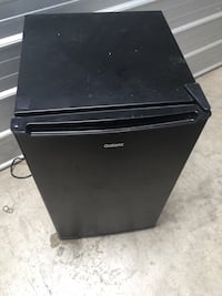 black Haier single-door refrigerator Purcellville, 20132