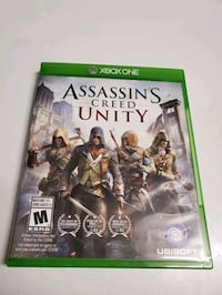 Xbox assassins creed unity  Burnaby