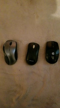 3 mouses