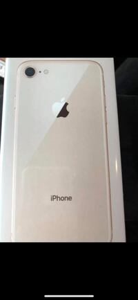 Space gray iphone 8 with box Norcross, 30071