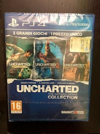 UNCHARTED collettion per ps4 Ancona