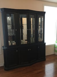 Black Dining Room Cabinet Whitchurch-Stouffville