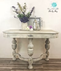Rustic Jacobean Entryway Table / Occasional Table Simi Valley, 93063