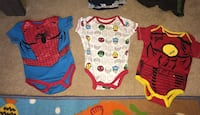 toddler's assorted clothes Winchester, 22603