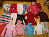 Girls clothes 5-6Y Toronto, M1S 1P4