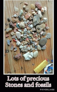 assorted brown and white stones Rock Spring